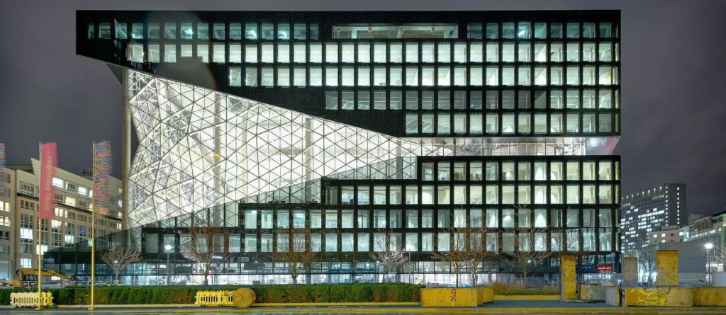 Axel Springer new office tower as a statement