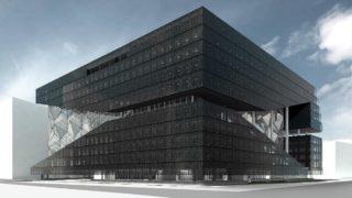 Axel Springer: Neuer Büroturm als Statement