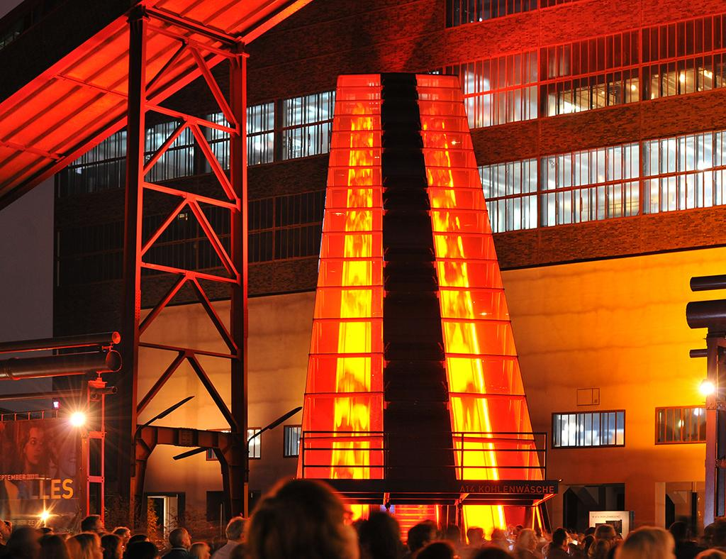 Zeche Zollverein, Event-Location