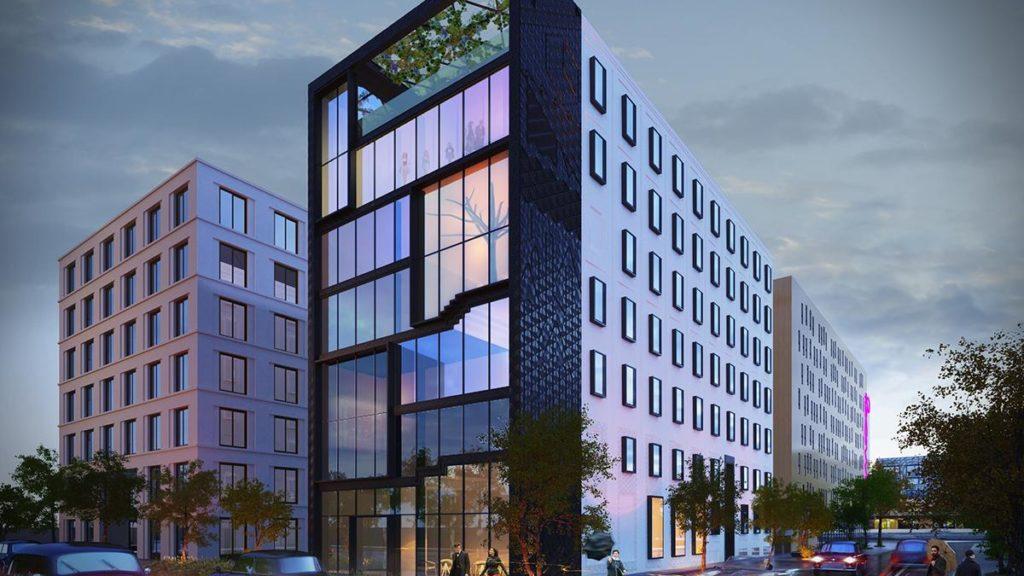 """Lindenberg – oder wie man """"Hotel"""" neu definiert (Bild: Franken Architekten)"""
