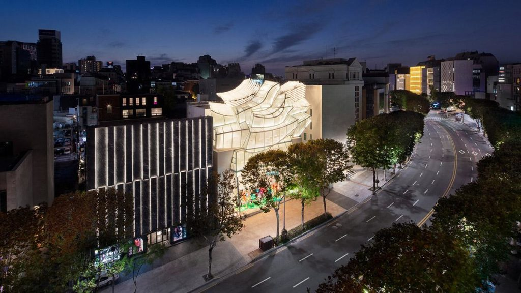 Luois Vuitton neuer Flagship Store