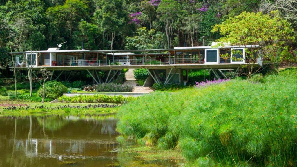 Gaudenzi-Haus nahe bei Rio