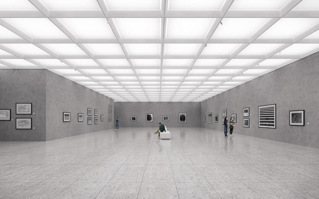 Photographic Art Museum innen