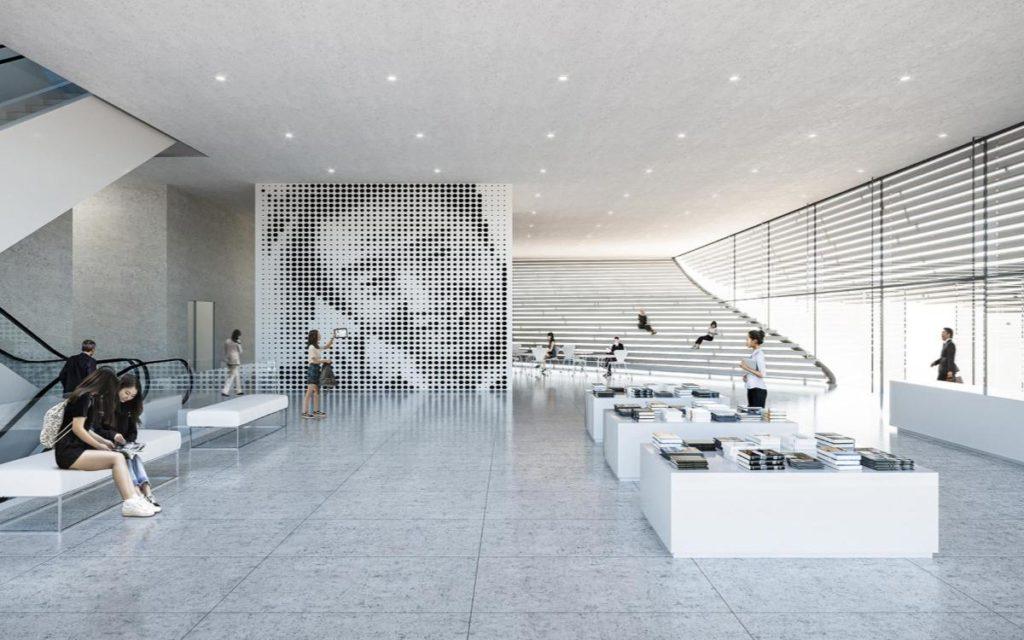 Photographic Art Museum: White Cube Konzept