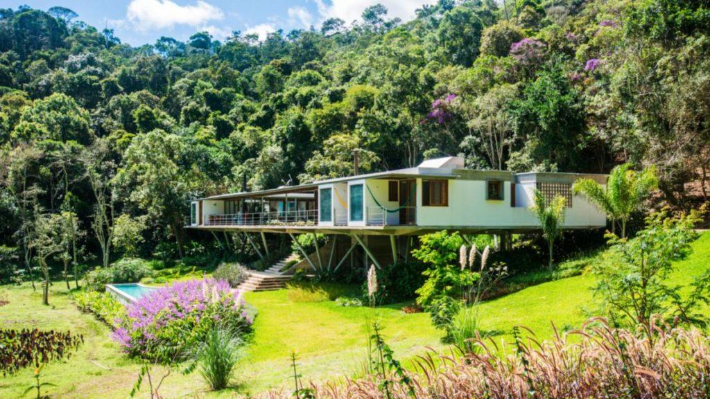 Brasilianisches Architekturbuero Luiz Gaudenzi