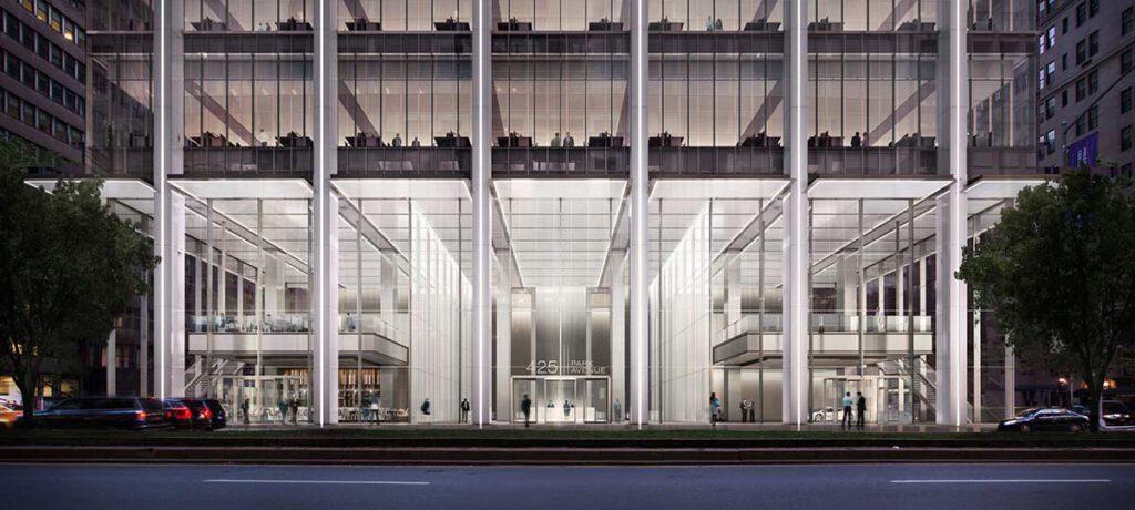 Lobby, 425 Park Avenue