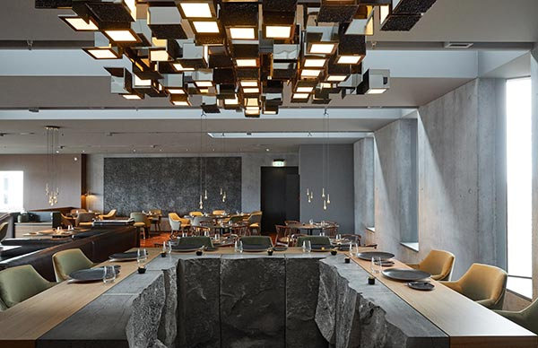 Moss Restaurant, Retreat at Blue Lagoon Iceland