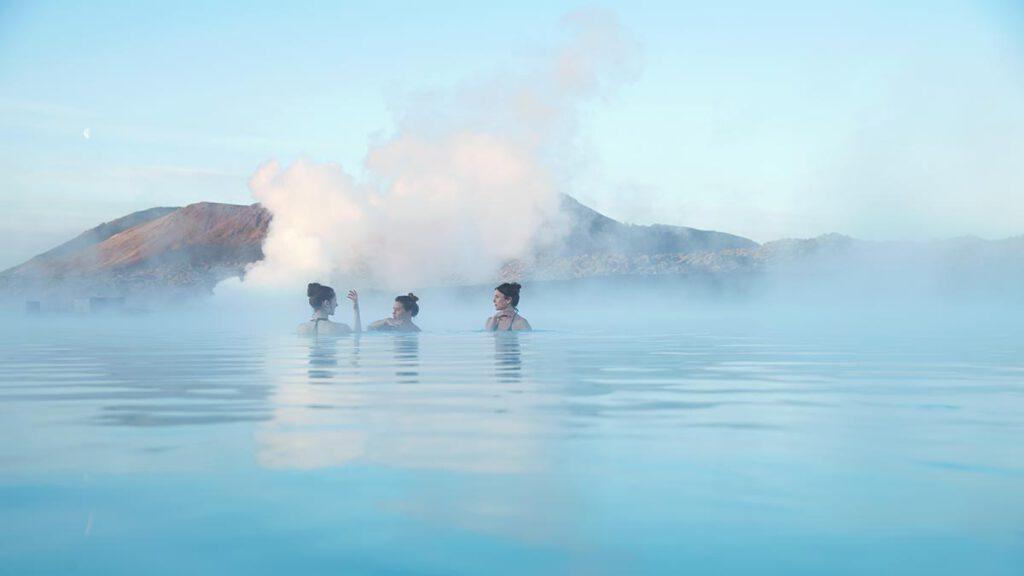 Islands Naturwunder, die Blaue Lagune