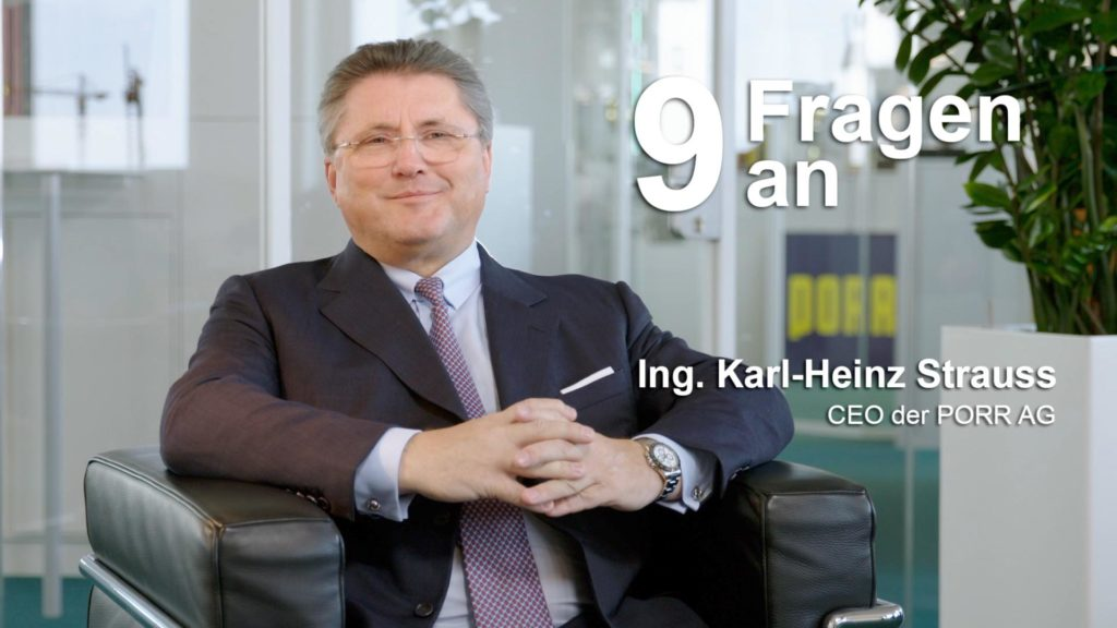 Video-Interview Karl-Heinz Strauss