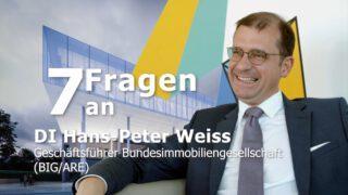 Video-Interview Hans-Peter Weiss