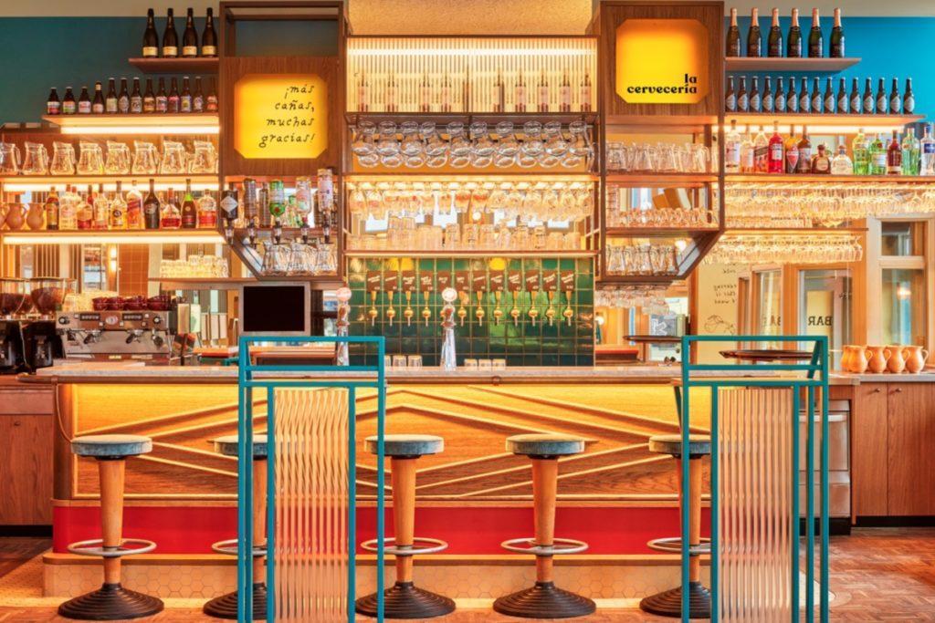 Tapas-Bar in Amsterdam