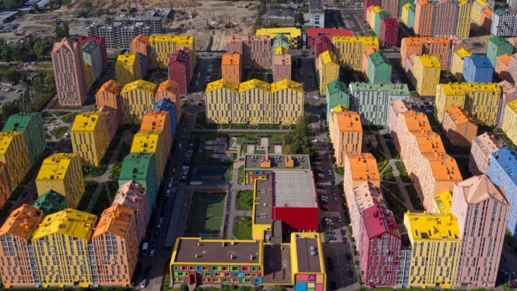 Comfort Town Housing in Kiev