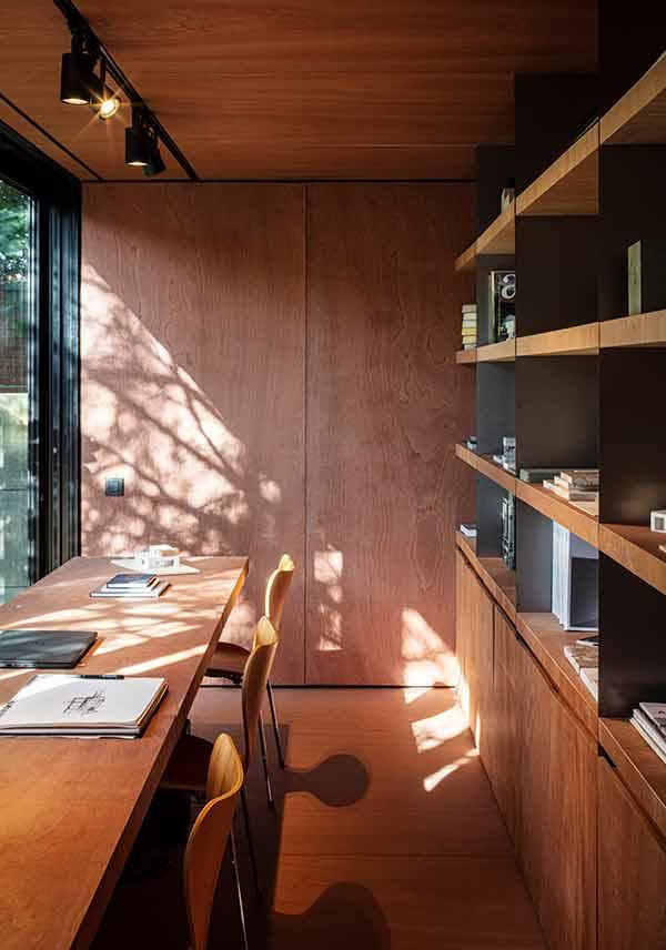 Colok, Tiny Office von Toop Architectuur