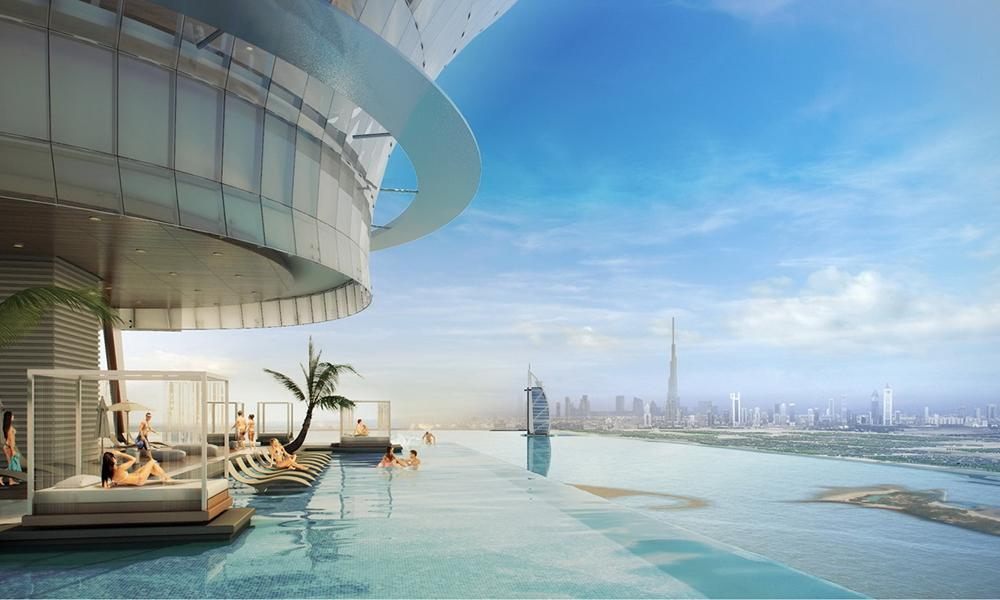 Pool Dubai