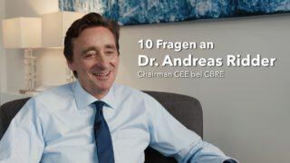 Interview Andreas Ridder