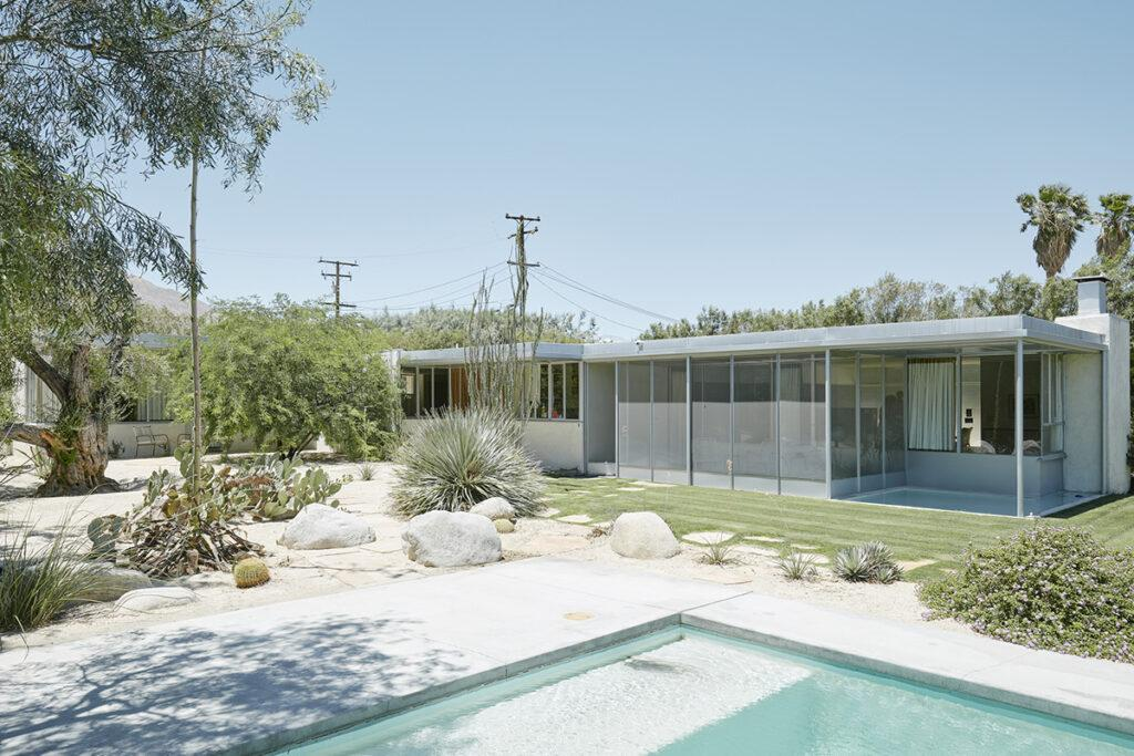 Richard Neutras Miller House, Palm Springs, 1936/37 (Foto: David Schreyer, 2017)