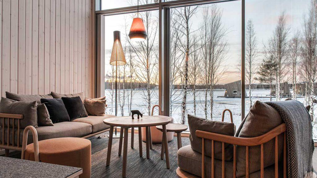 Land-Suite, Arctic Bath