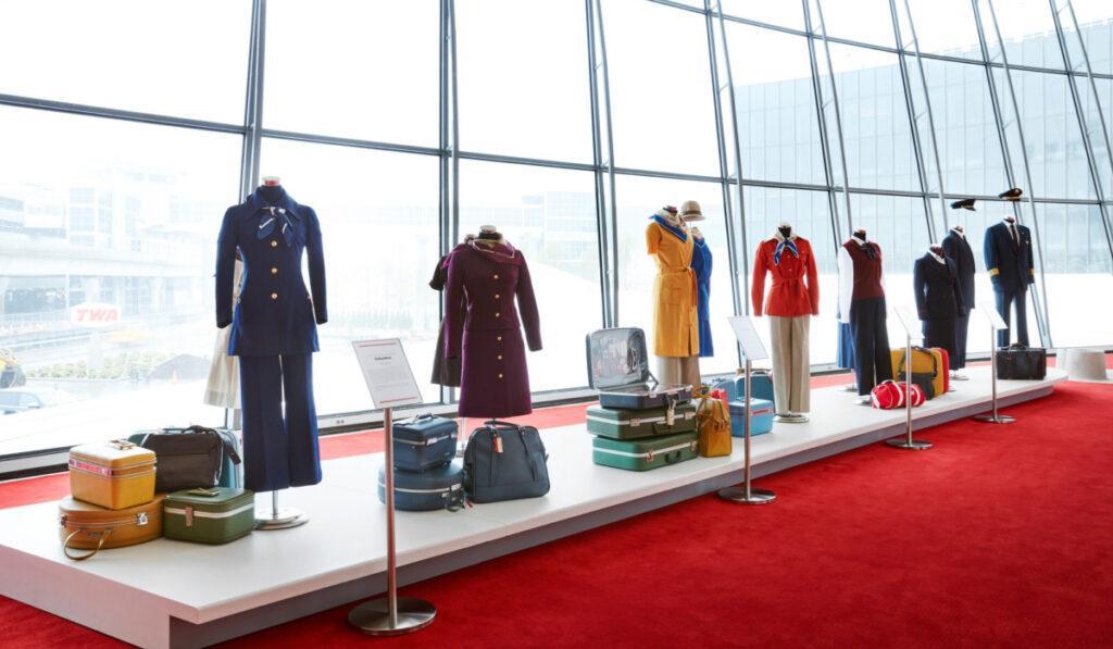 TWA Museum Crew Uniformen