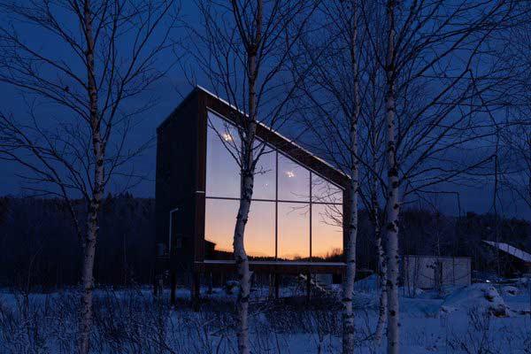 Land Suite, Arctic Bath