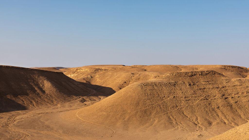 """""""Six Senses"""" lockt ins Bibel-Land: Bike- und Wanderrouten in der Wüste (Foto: Six Senses)"""
