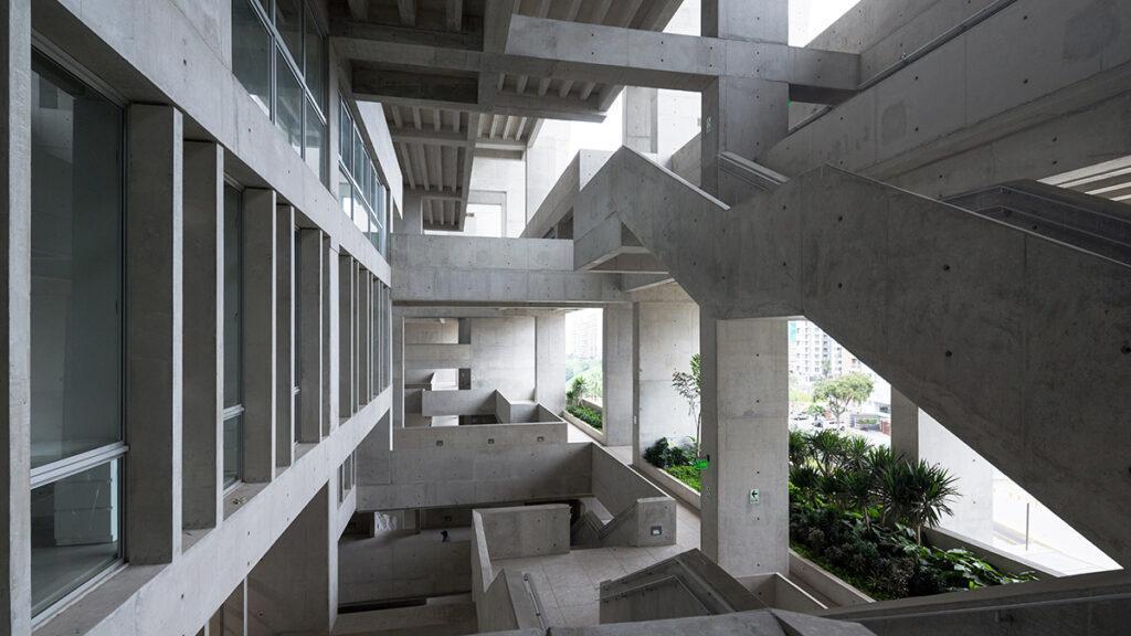Das Projekt Universitätscampus UTEC erhielt 2016 den RIBA International Prize des Royal Institute of British Architects (Foto: Iwan Baan)