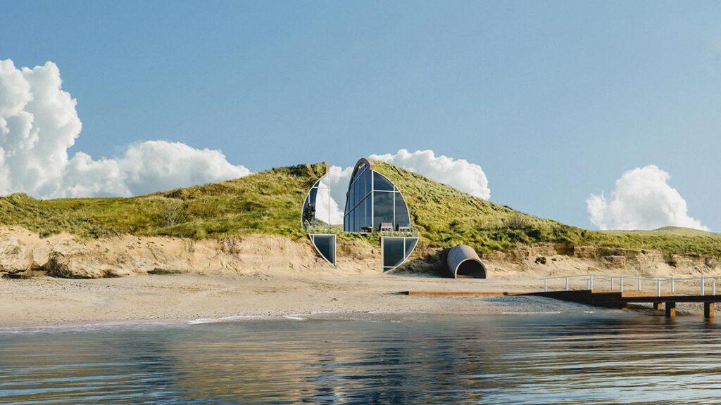 Dune House von Studio Vural, Cape Cod, Massachusetts