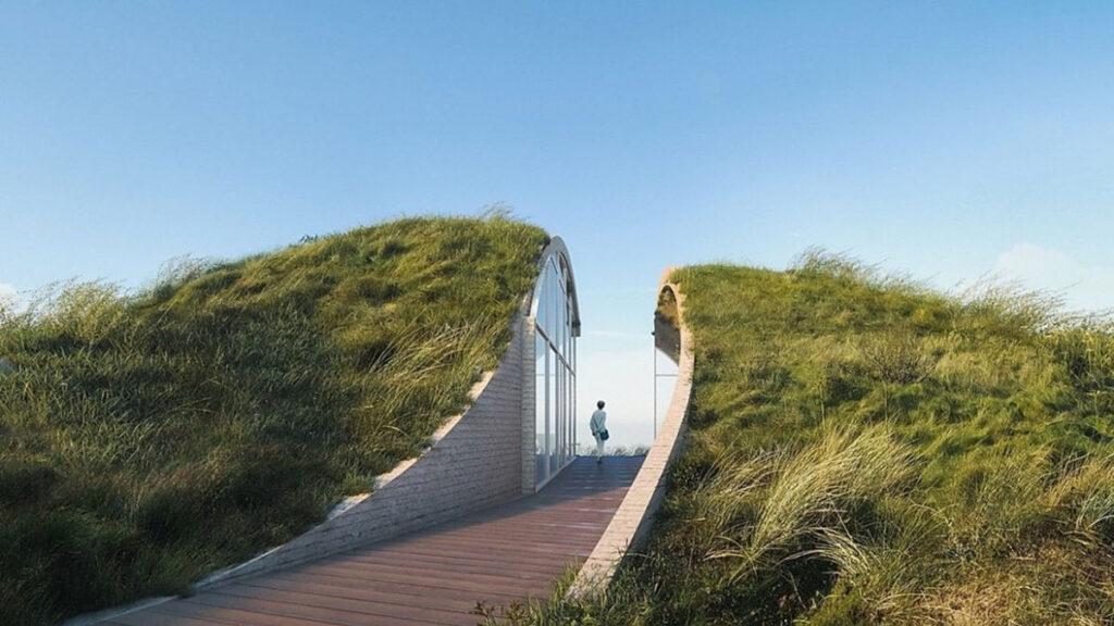 Dune House, Studio Vural