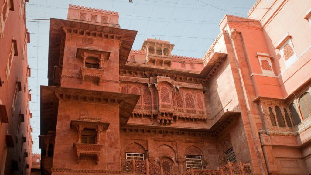 Bikaner in Rajasthan