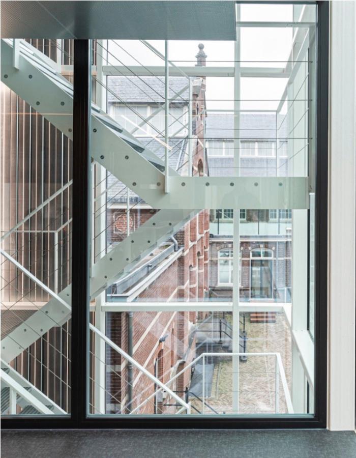 Building D(emountable) in Delft