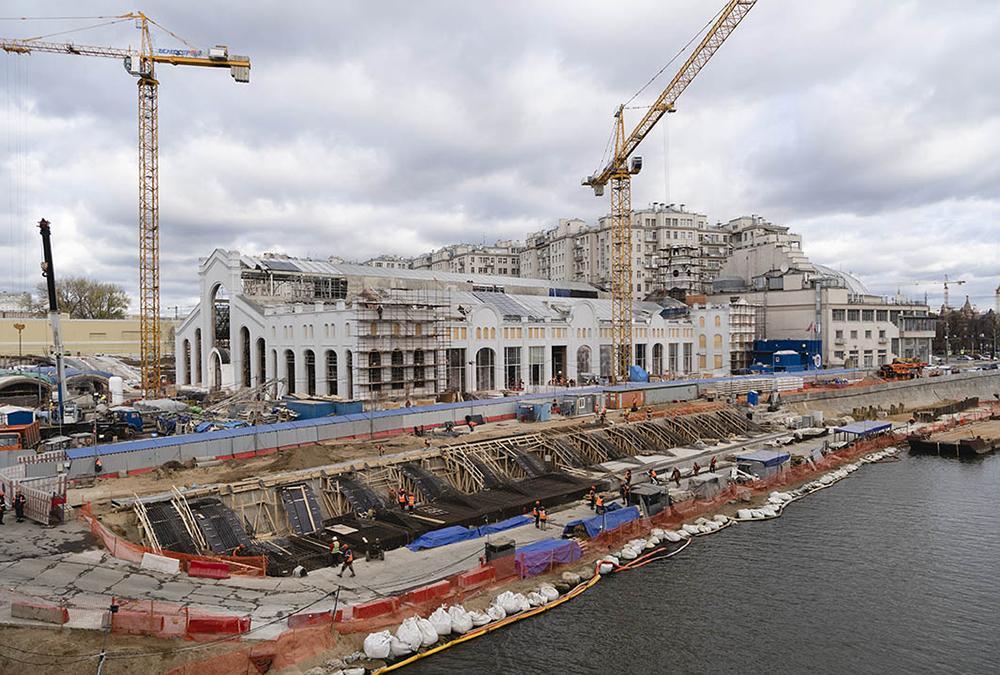 """""""Kultur-Kraftwerk"""" á la Renzo Piano. (Bild: V-A-C / Gleb Leonov)"""
