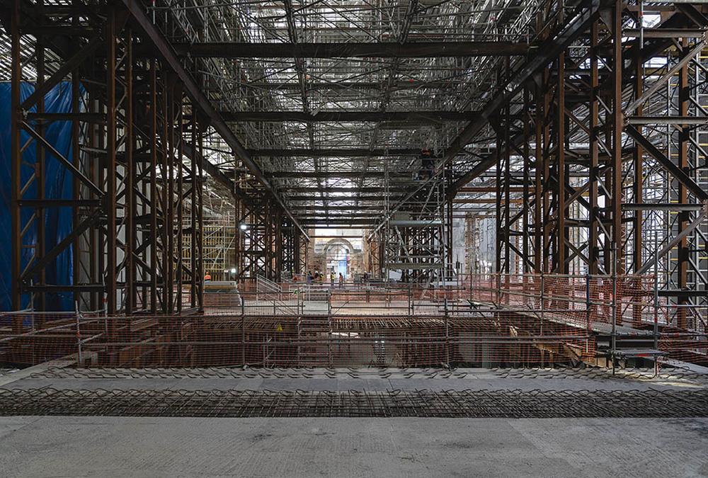 "Renzo Pianos starkes ""Kultur-Kraftwerk"". (Bild: V-A-C / Gleb Leonov)"