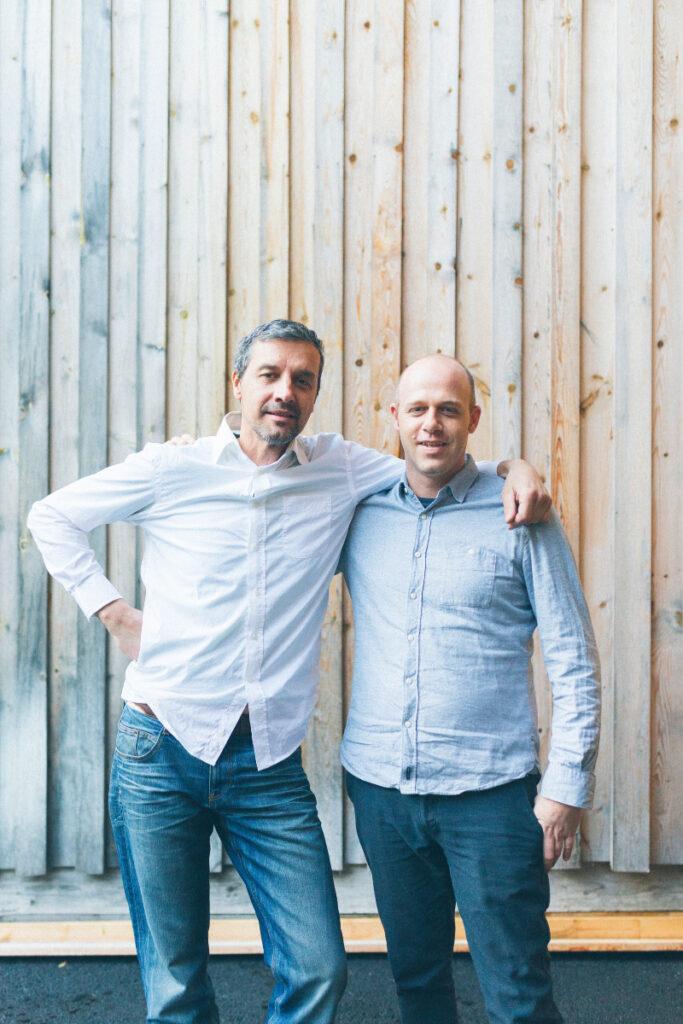 Martin Jehart und Christoph Egger