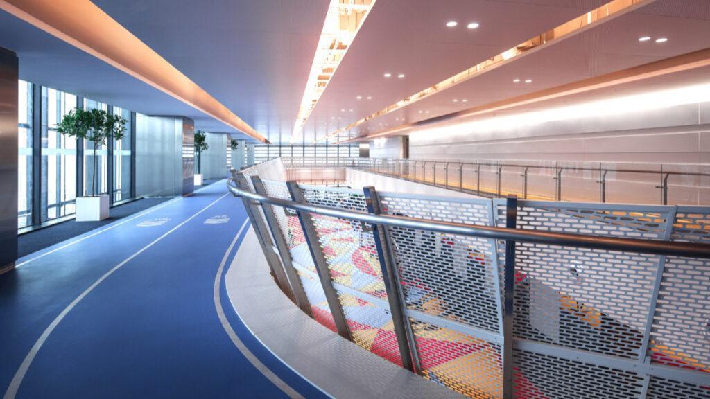 Interieur von B und H Architects