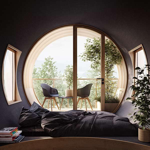 Terrasse, Bert von Studio Precht