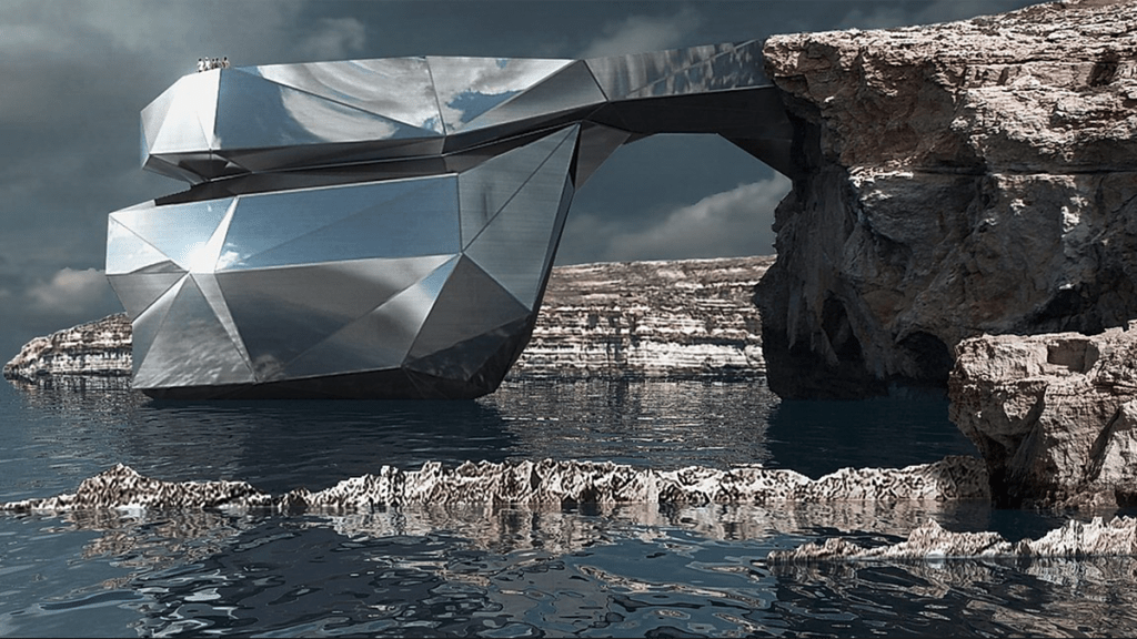 Possibly the new Azure Window