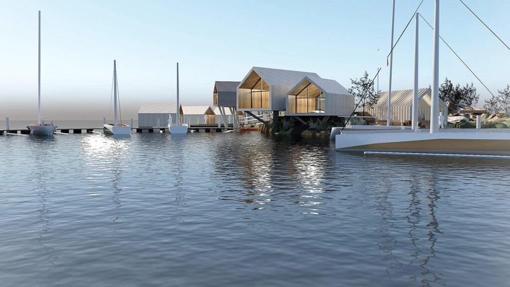 proposal by Jendretzki Architects