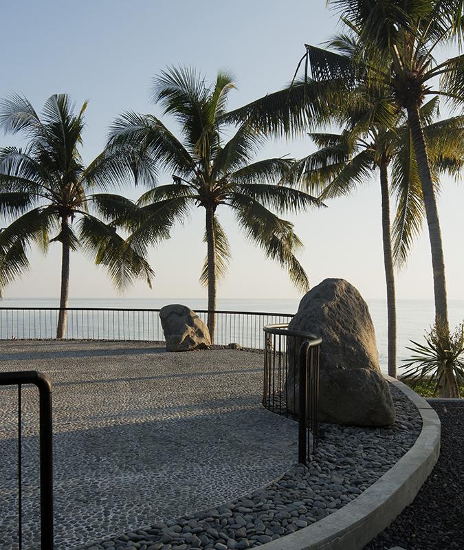 """Purismus ist DAS Ding im """"Tiing"""". Das Resort lenkt den Blick auf die Schönheit der Natur. (Bild: Ben Hosking für Brunsdon)"""