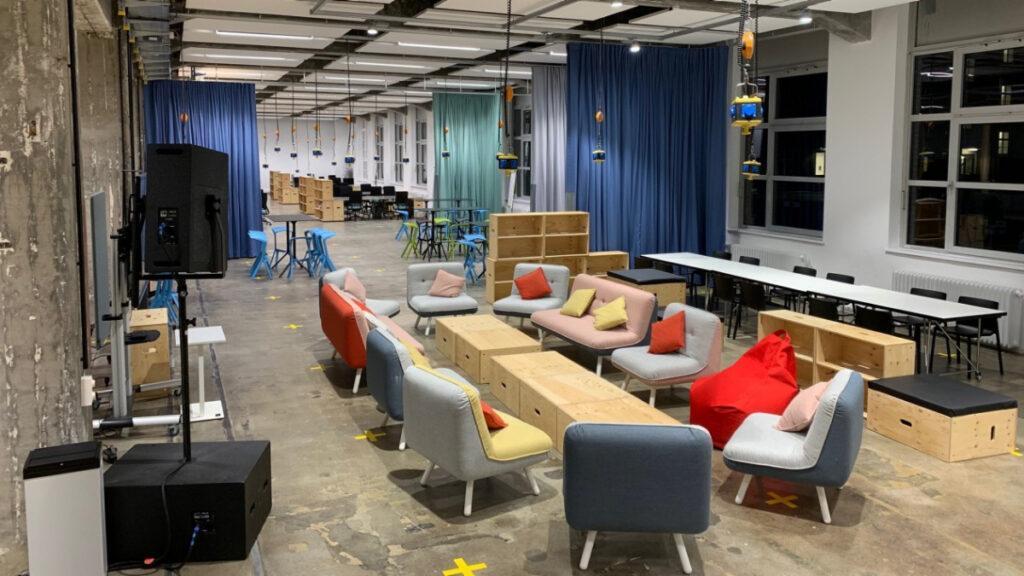 A32 Entrepreneurs Forum Berlin Siemensstadt