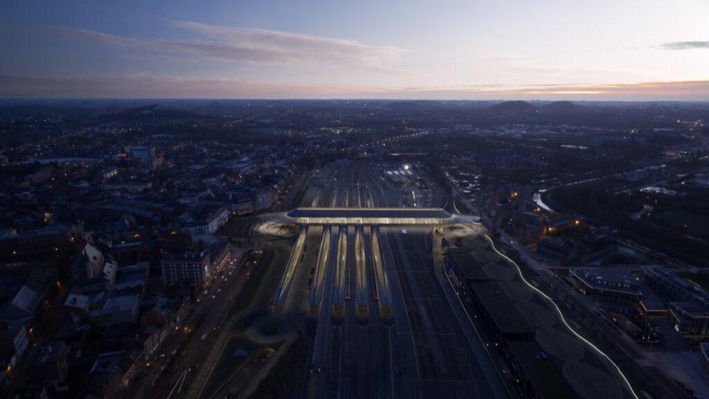 Hauptbahnhof Mons