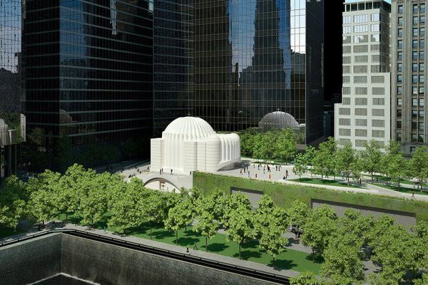 St. Nicholas Kirche am Ground Zero
