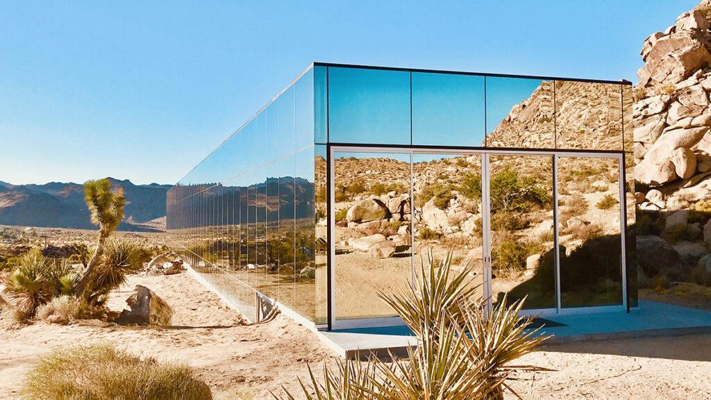 The invisible mirror house - ubm magazin.