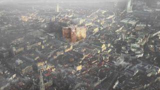 Das Muntcentrum in Brüssel wird refurbished