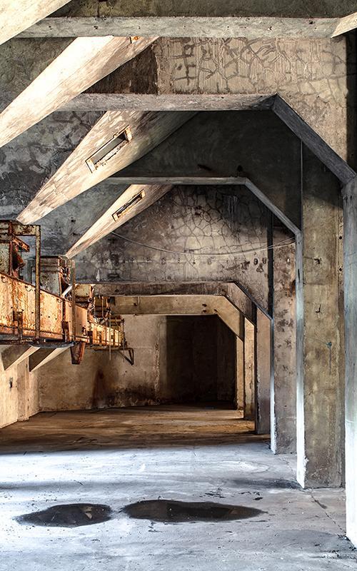 Der Umbau holt die architektonische Schönheit von Leidens Meefabriek wieder ans Licht. (Bild: Corentin Haubruge)