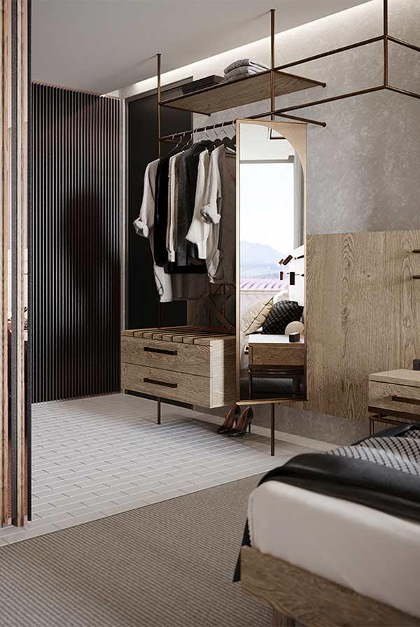 Garderobe, Voco, Hachem