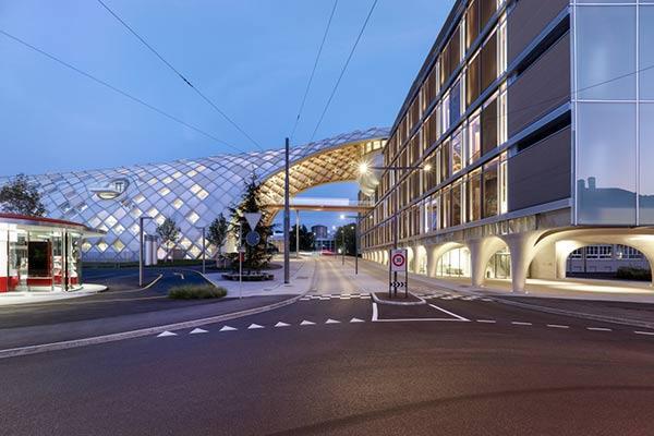Swatch HQ, Cité du Temps
