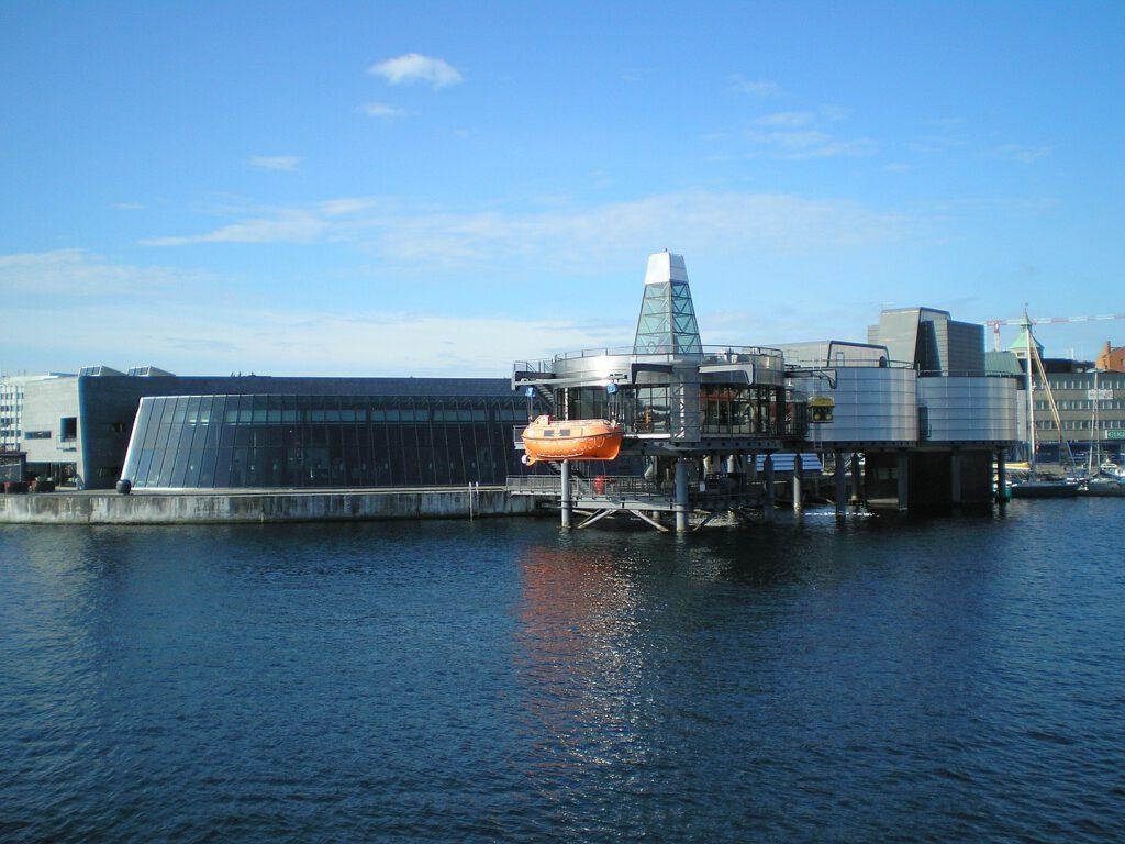 Erdölmuseum in Stavanger