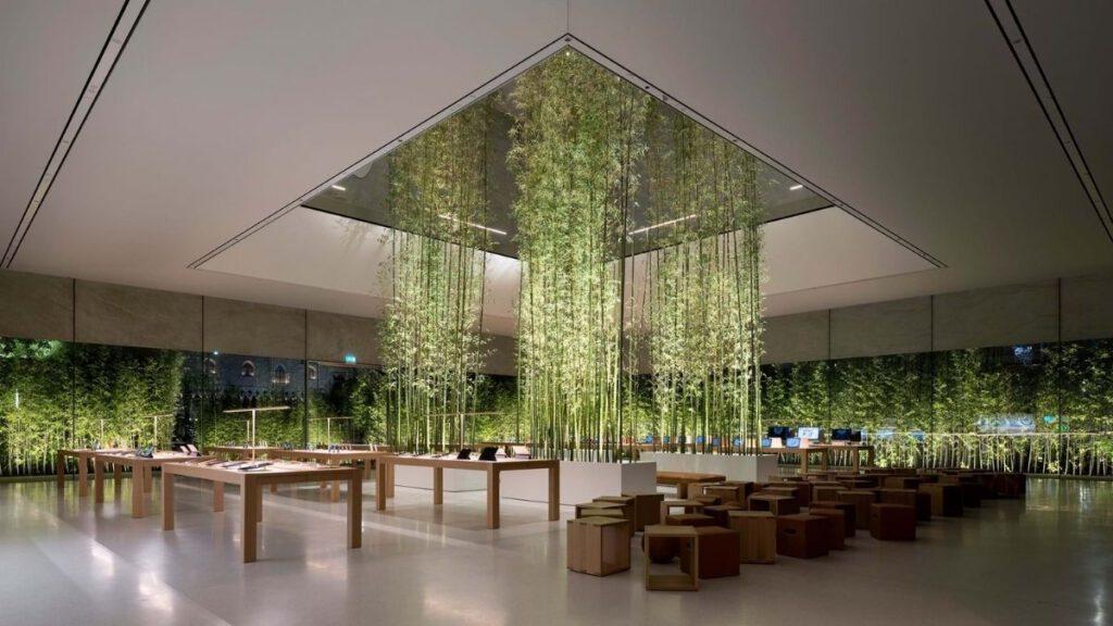 Apple Store in Macau