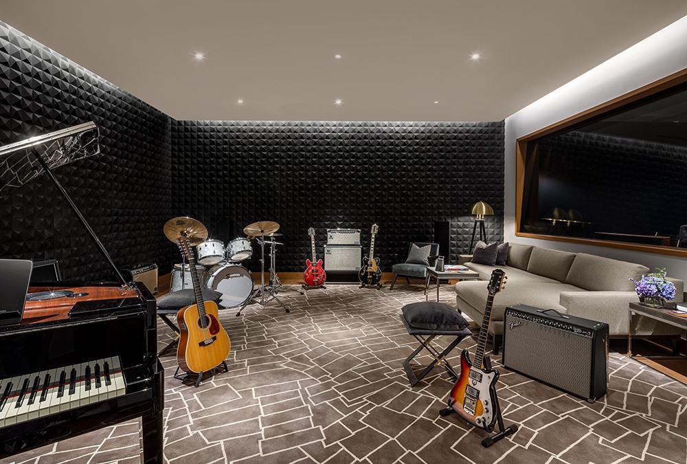 Lifestyle-Luxus im Rockwell Design. Alles da für Kreativität, Sport, Fitness, Wellness und mehr (Bild: Evan Joseph)