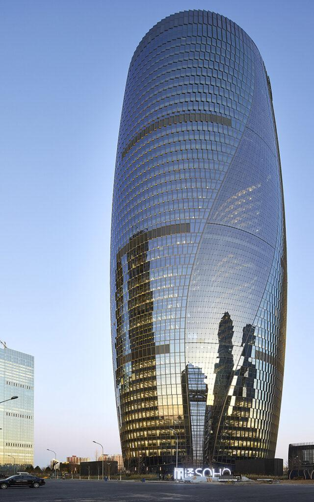Leeza SOHO-Tower