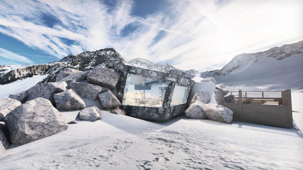 Das neue Biwak in Südtirol